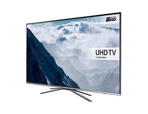 "Samsung UE40KUU LED 4K Ultra HD Smart TV, 40"" with"