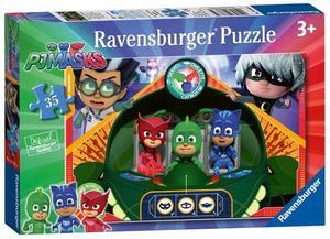 Ravensburger PJ Masks - 35 pieces Jigsaw Puzzle
