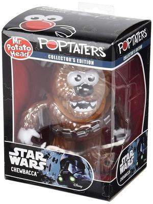 PPW Toys Mr. Potato Head Star Wars Chewbacca Toy Figure