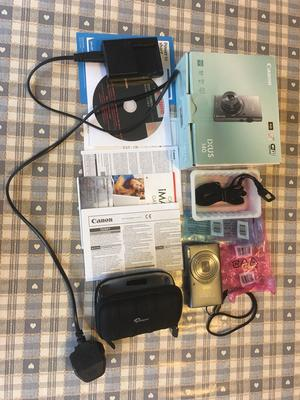 Canon IXUS 140 / PowerShot ELPH 130 IS 16.0MP Digital Camera