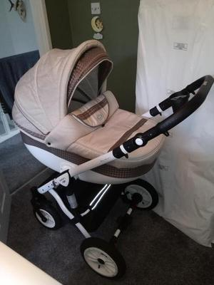 For sale Baby-Merc faster 2, 3 in 1 buggy