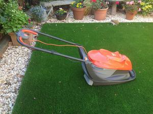 Flymo Easi Glide 300 hover and collect lawn mower