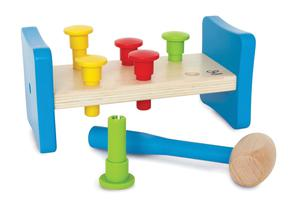 E HAPE First Wooden Pounder [Early Melodies] Baby