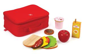 E HAPE Lunchbox Snack Set [Playfully Delicious] Toddler