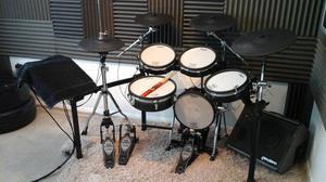 Roland td30k electronic drum kit excellent condition, little
