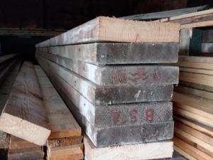 "Timber for sale 9"" x 2"" x 13ft 10"" just £15 per length 8"