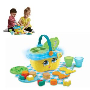 Leap Frog Shapes & Sharing Picnic Basket Educational Toy