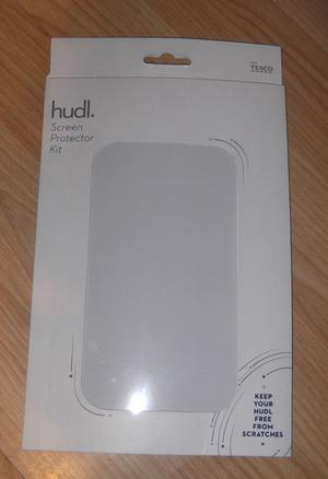 Hudl Tablet Screen Protector Kit to fit Tesco Hudl 1 Screen