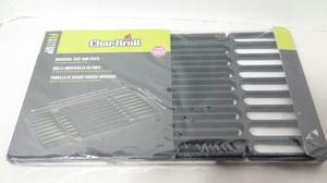 Char Broil Universal Porcelain Coated Cast Iron Bbq Grill