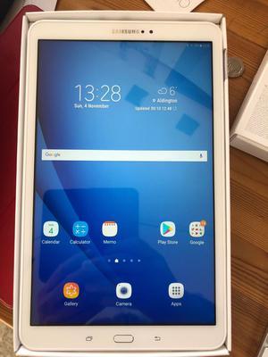 """Samsung Galaxy Tab A 6 32GB, Wi-Fi, 10.1"""" Tablet - White"""