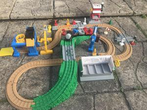 Fisher price train track