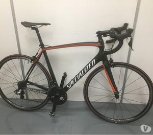 "Specialized Tarmac, Electronic Gear Change, Black, 22"" Frame"