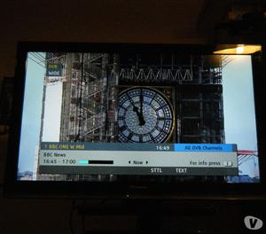 Panasonic Viera TV TX-L32X3B 32 Inch Good Condition