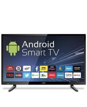 Cello C32ANSMT 32 Inch Android Smart Freeview T2 HD LED TV