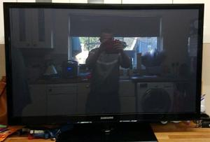 SAMSUNG PS43E450A1W p HD PLASMA TV FULLY WORKING