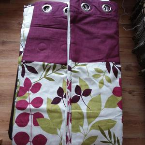 Dunelm Lined Curtains 88x90