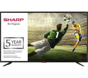 "SHARP LC-40UIK 40"" Smart 4K Ultra HD HDR LED TV"