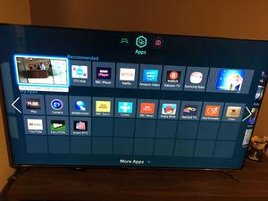 "Samsung Smart TV UE55FST 55"" 3D p HD LED Internet TV"