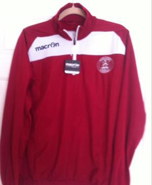BEXHILL ACADEMY - BRAND NEW MACRON SPORTS TOPS (L)