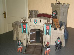 Playmobile Falcon Knights Castle