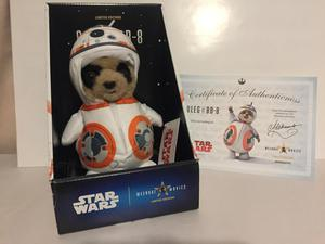 Star Wars Meerkat - Oleg as BB-8 (Limited Edition)