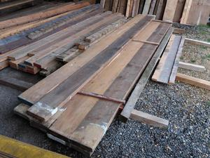 "Timber for sale 9"" x 2"" x 14ft lengths only £15 per length"
