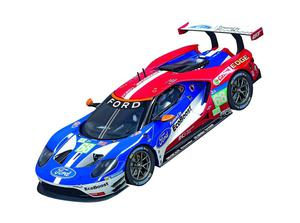 Carrera Digital 124 Ford Gt Race –  2 Car No.