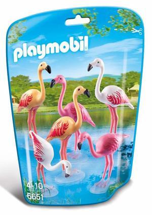 Playmobil  City Life Flock of Flamingos
