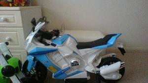 childs electric motor bike
