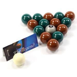 EXCLUSIVE! Aramith Premier SILVER 8 BALL Edition GREEN &