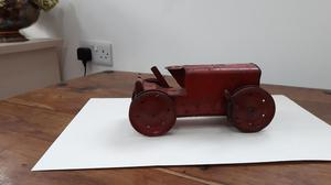 RED TRIANG TRACTOR NO. 2