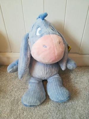 Eeyore Plush Soft Toy Winnie the Pooh cm