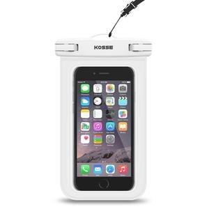 Kosse Universal Waterproof Case, CellPhone Dry Bag Pouch for