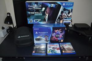 Sony Playstation VR/ Aim Controller/Games/Case