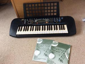 Yamaha Portotone Electronic Keyboard
