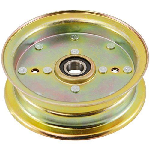 "ROTARY PART #  FLAT IDLER PULLEY 5-7/8"" FOR CZ & RZ"