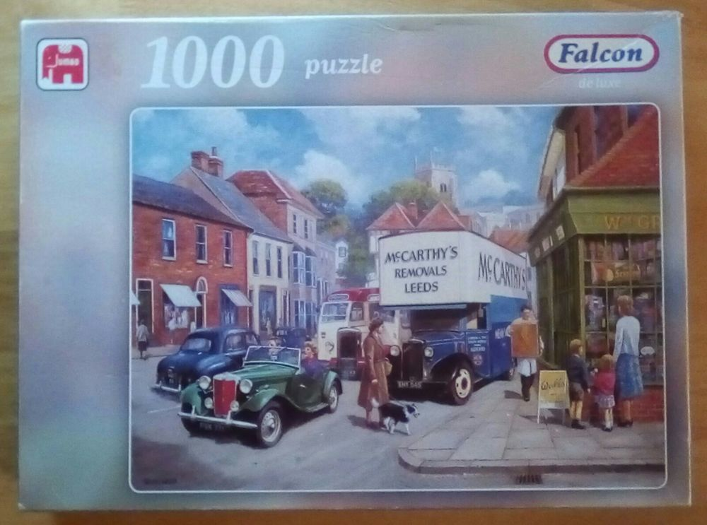 ''s High Street'  Piece Jigsaw Puzzle by Falcon de