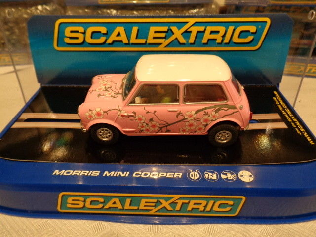 Scalextric C Morris Mini Cooper Sp. Edition No 56 Of