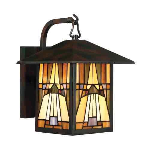 """Quoizel TFIKVA Inglenook 1-Light 12""""T Outdoor Lantern"""