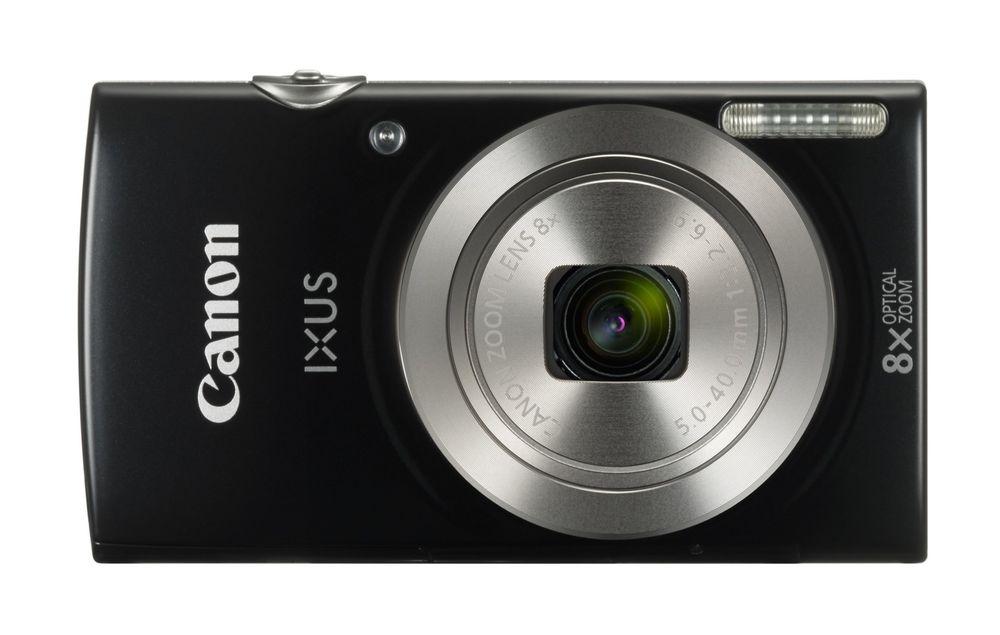 "Canon Digital IXUS 185 Compact camera 20 MP 1/2.3"" CCD"