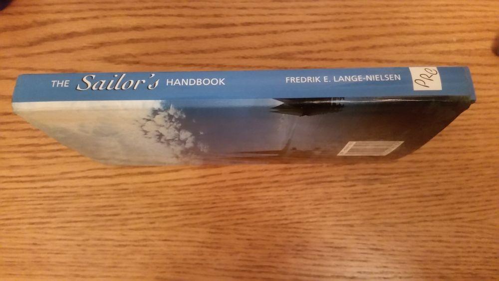 "HB Book ""The Sailor's Handbook"" by Fredrik E. Lange-Nielsen"
