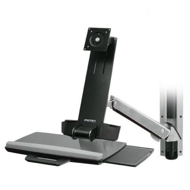 Ergotron  StyleView Sit-Stand Combo Arm with