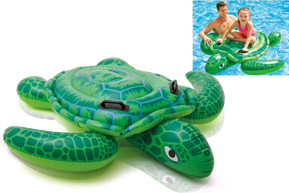 X2 Intex Inflatable Lil Lounger Swimming Pool Float Beach