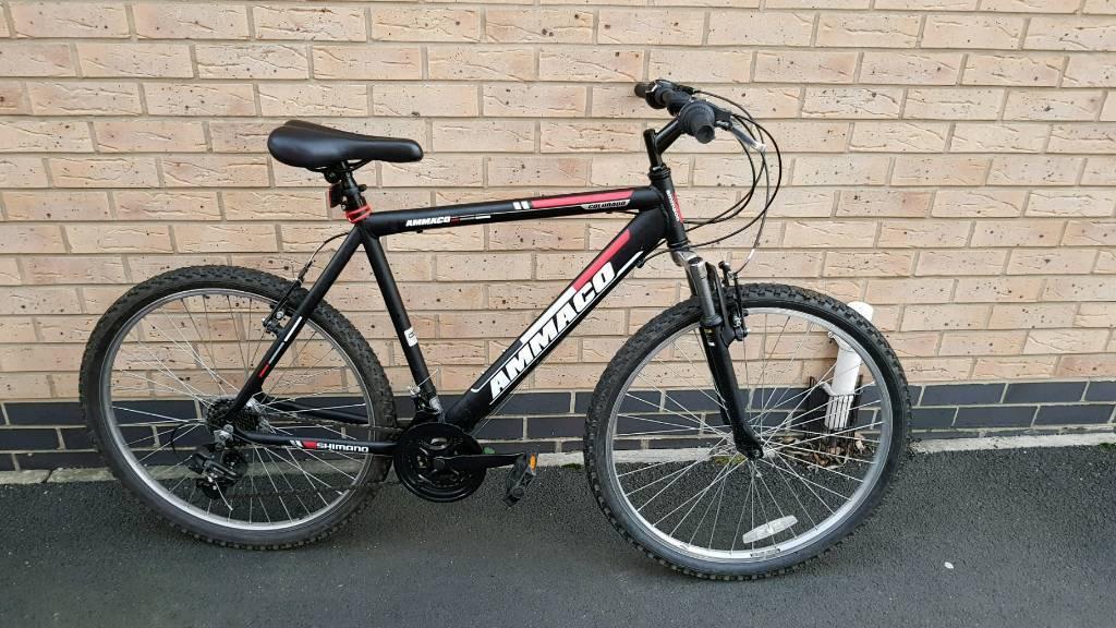 Ammaco mountain bike