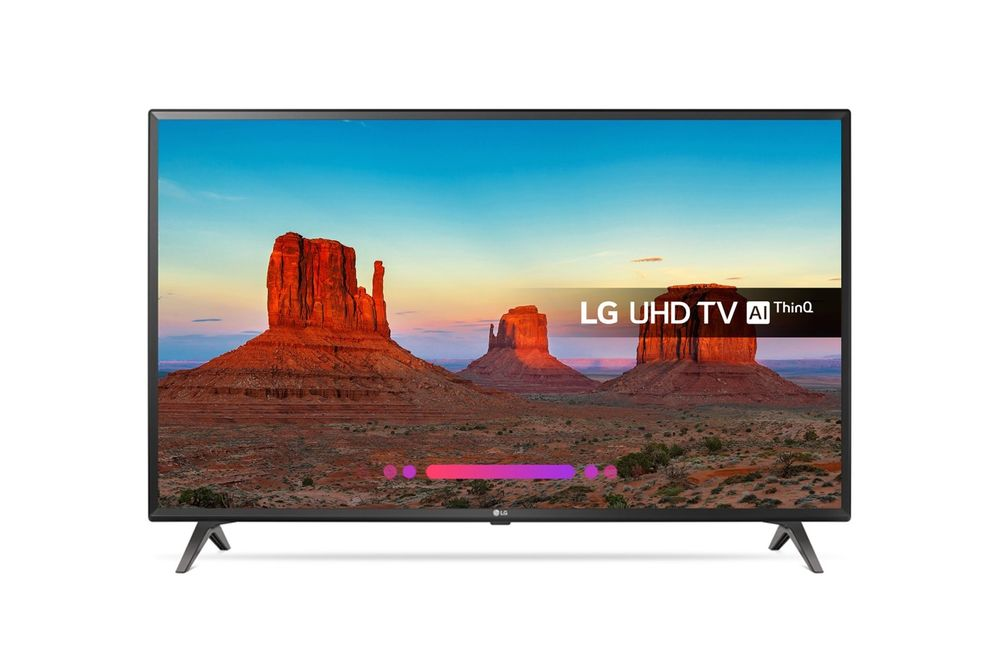 LG 49UKPLB 49 Inch 4K Ultra HD HDR WiFi Smart LED TV in