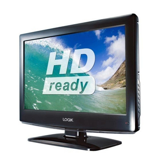 Logik L26DVDBp HD LCD Television