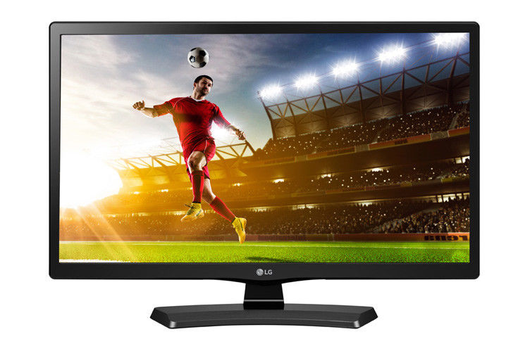 "New LG Television LG 24MT41DF  24"" HD Ready LED Black Inc"