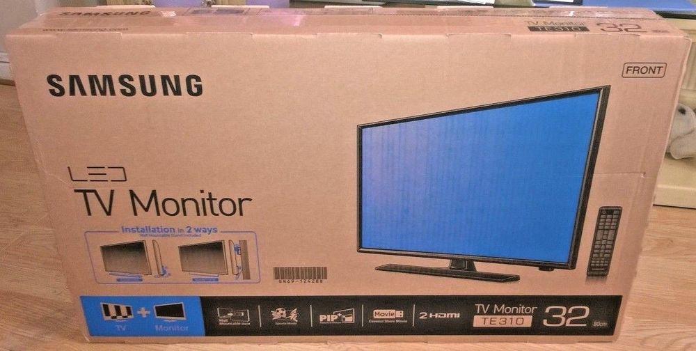 "SAMSUNG T32E310EX 32"" LED TV Full HD p Freeview HD HDMI"
