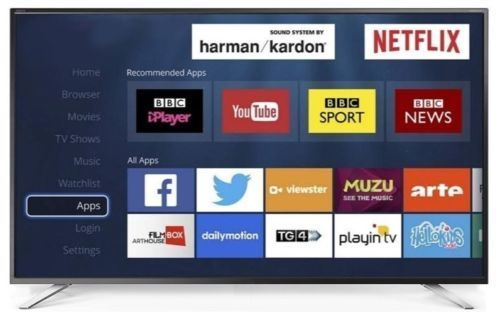 Sharp LC-32HGK p HD Ready LED Smart TV with