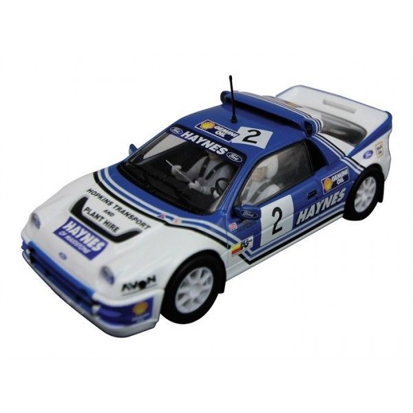 Scalextric C Ford RS200, Haynes Livery, No.2, BRAND NEW!